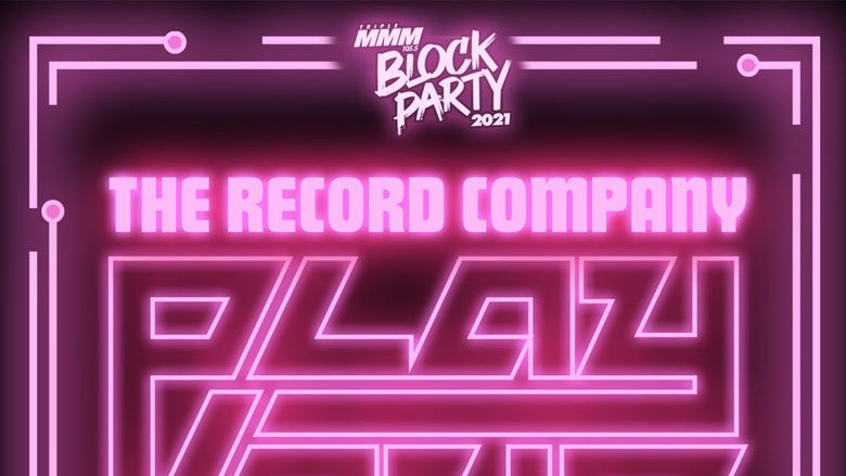 105.5 Triple M Block Party featuring: The Record Company