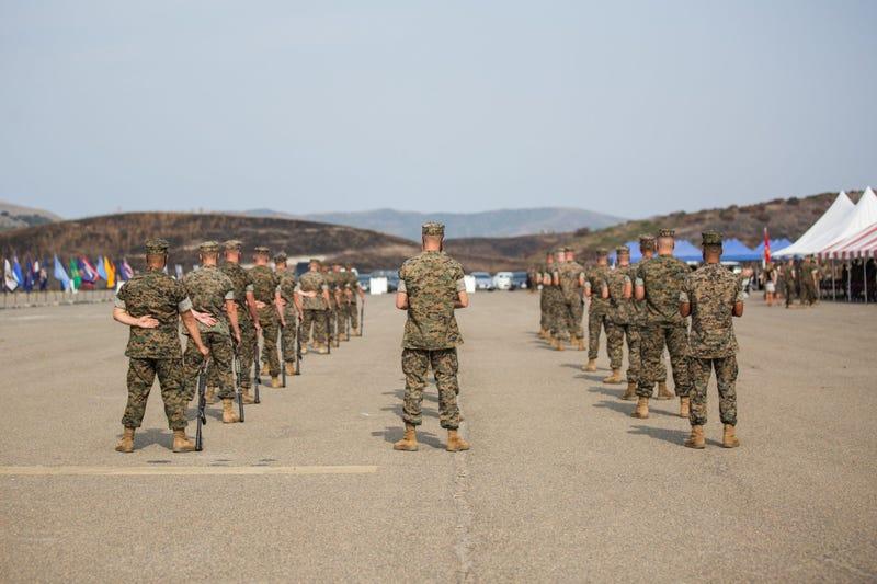 Marines, sailor honored at memorial service, DVIDS