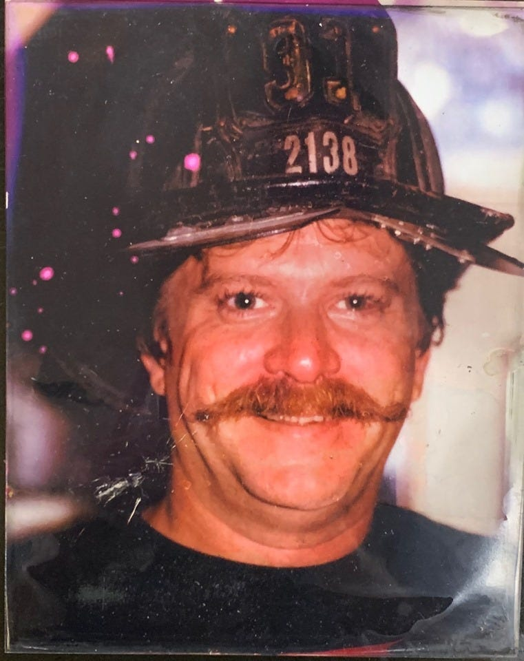 FDNY Firefighter Richard Driscoll