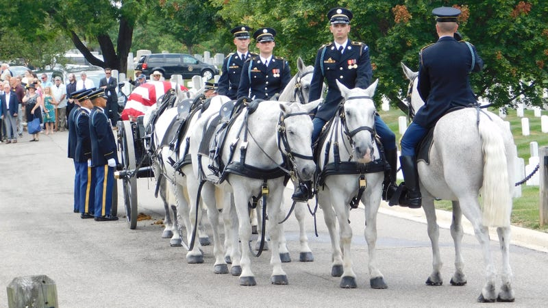 Silver Star recipient from Korean War laid to rest 70 years later