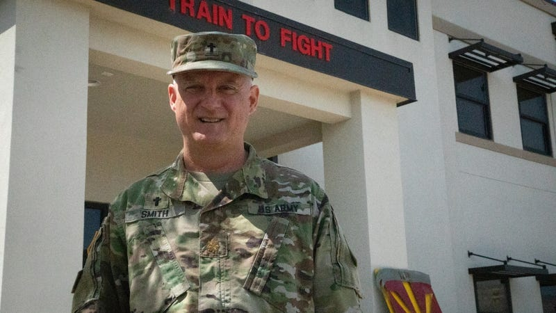 US Army Chaplain shares tips for Suicide Prevention Month
