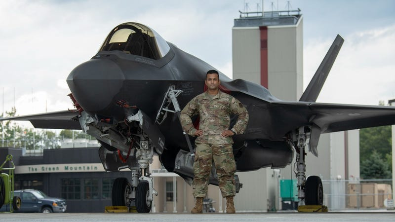For immigrant turned Airman, freedom is the best part