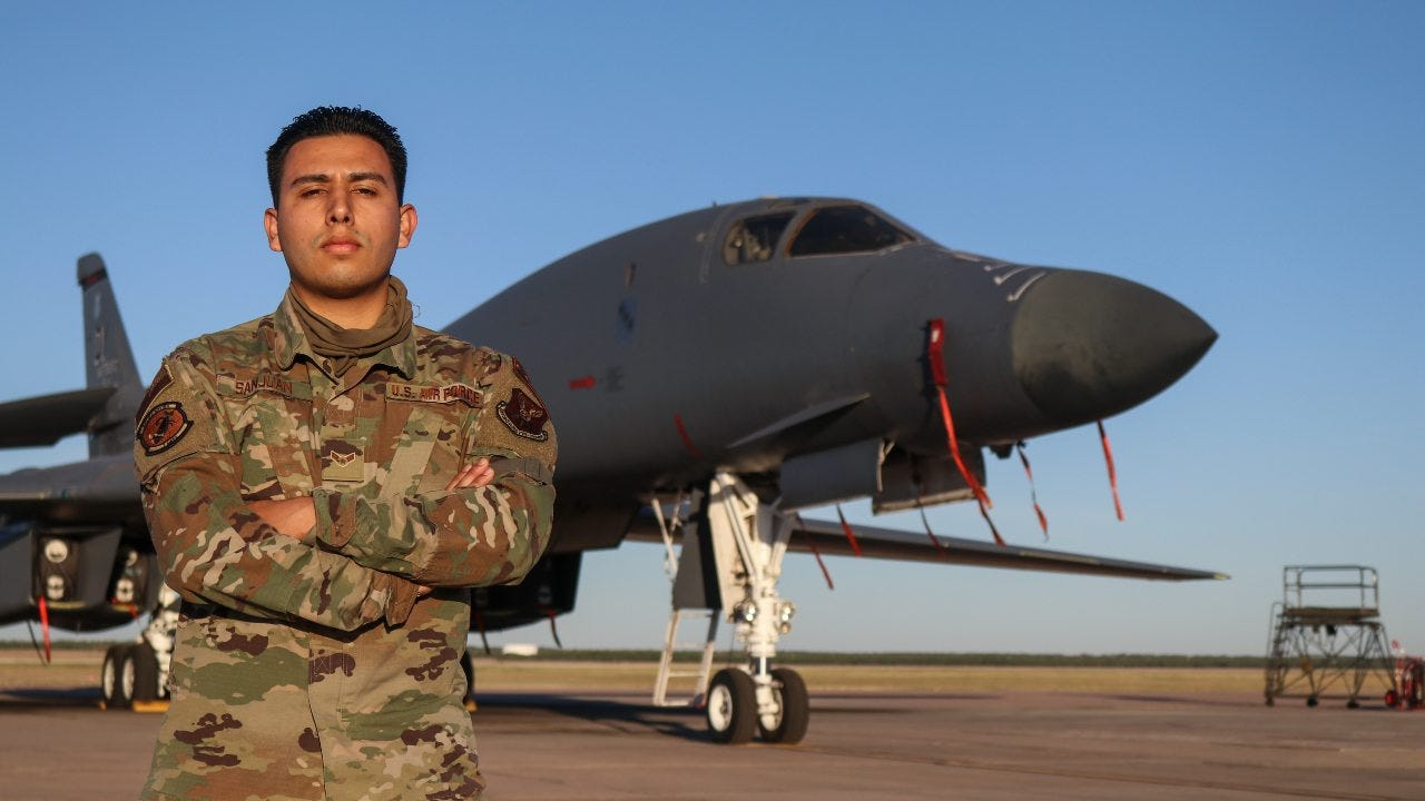 Airman springs into action, saves lives