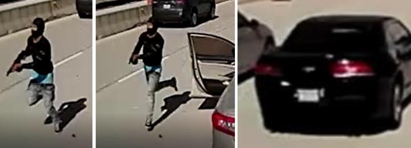 Dallas Murder Suspect