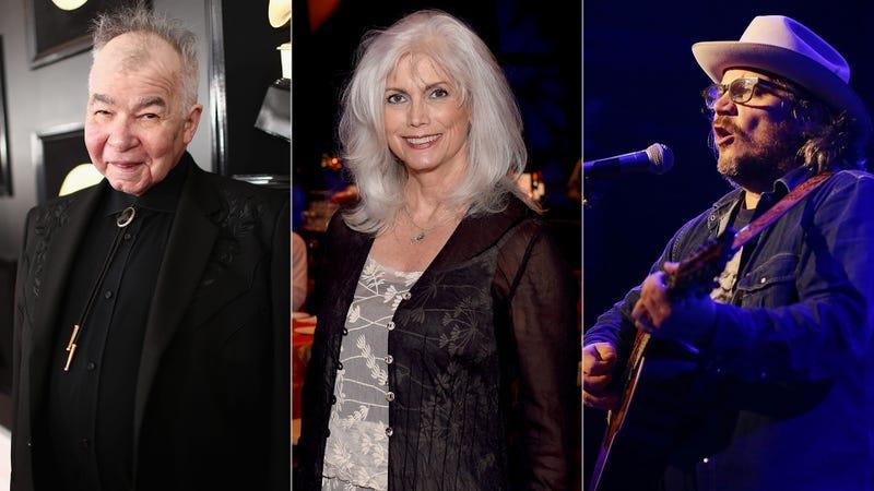 John Prine, Emmylou Harris, Jeff Tweedy