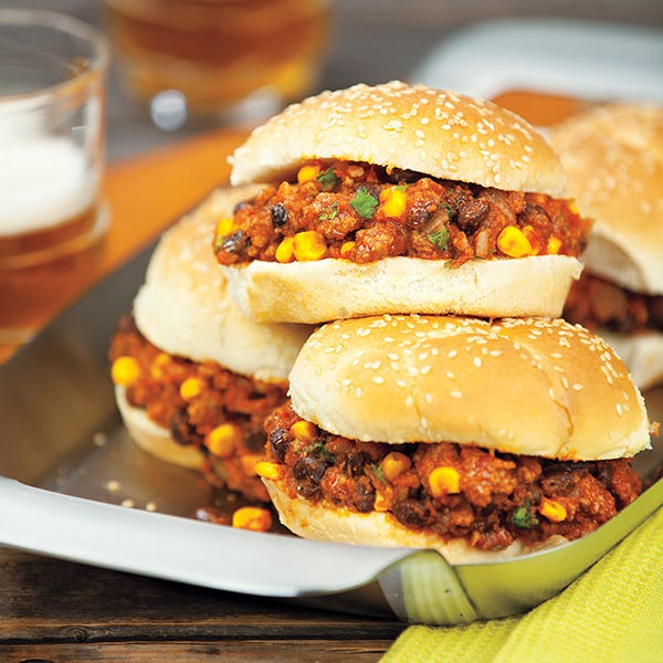 South of the Border Sloppy Joes