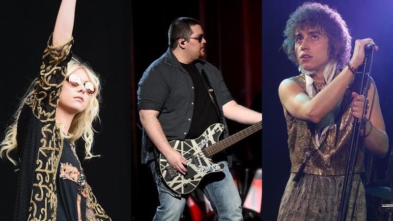 Taylor Momsen, Wolfgang Van Halen, Greta Van Fleet