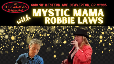 Mystic Mama with Robbie Laws!