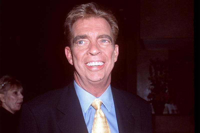 4/29/99 Beverly Hills, CA. Morton Downey, Jr. at the Friars Club to roast talk show host, Jerry Springer. Photo by Brenda Chase/Online USA, Inc.