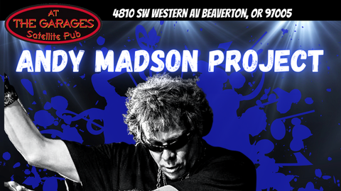 Andy Madson!