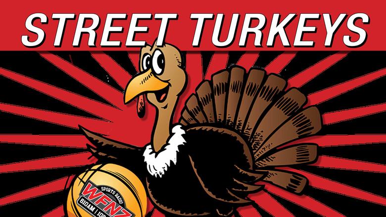 18th Annual WFNZ Street Turkey's