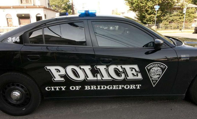 Bridgeport Police Trooper.