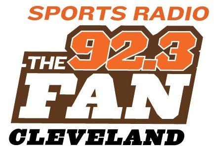92.3 The Fan Logo