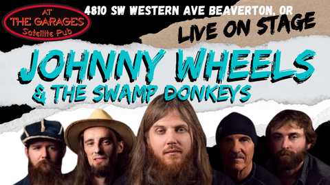 Johnny Wheels and the Swamp Donkeys!