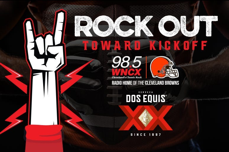 Rockout Toward Kickoff - Dos Equis