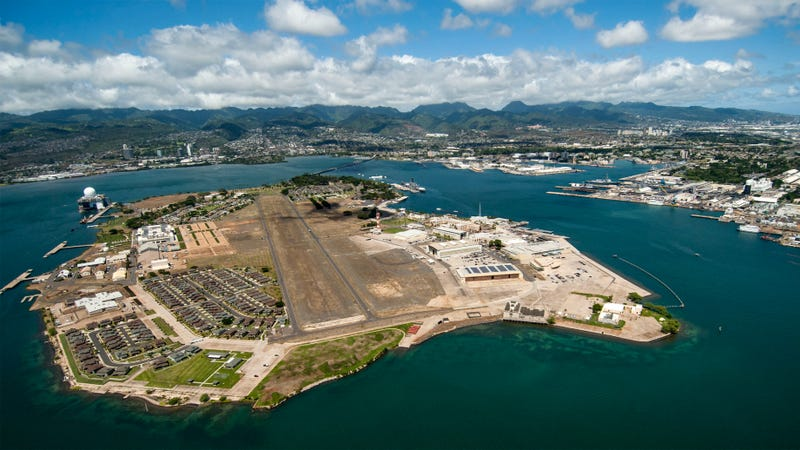 All-clear after unspecified threat locks down Pearl Harbor