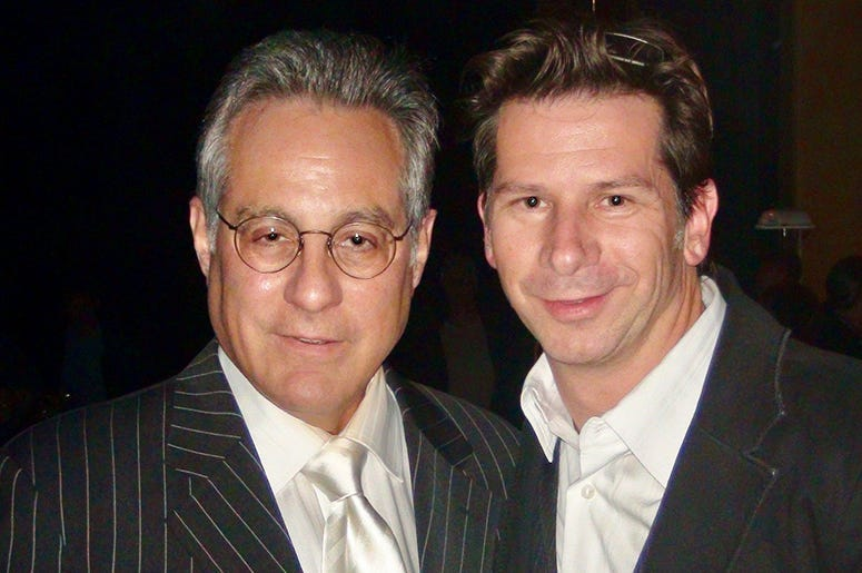 Max Weinberg and Race Taylor