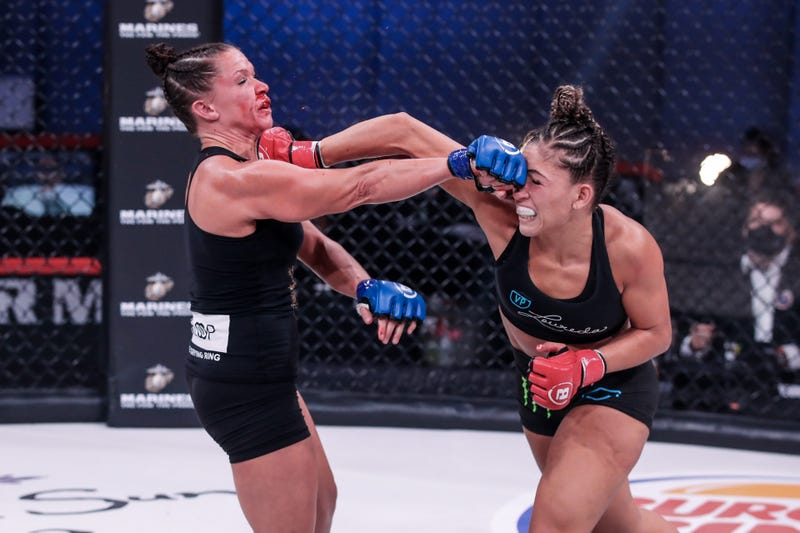Loureda knocks out Graff