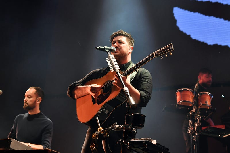 Mumford & Sons at KROQ's 'Almost Acoustic Christmas'