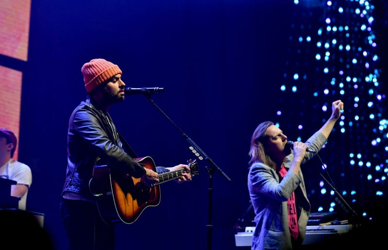 The Head and the Heart at KROQ's 'Almost Acoustic Christmas'