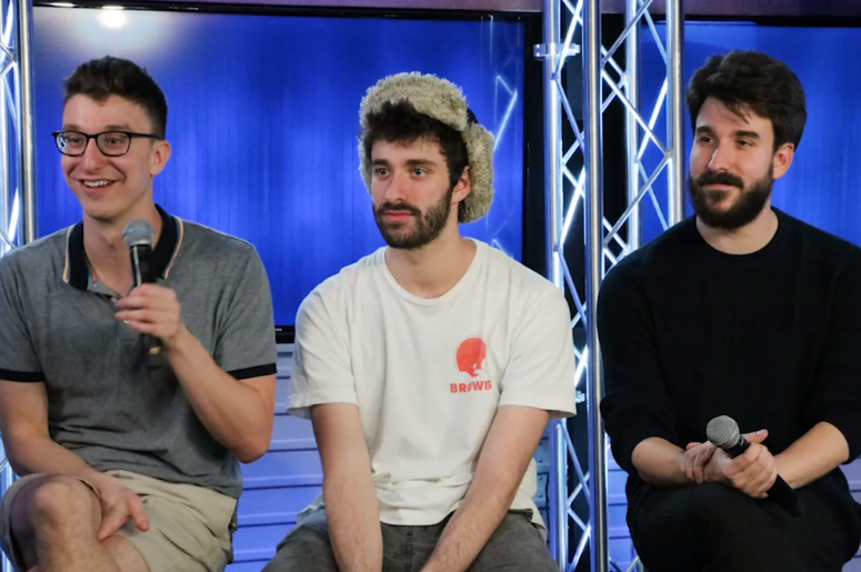 SCORE MY LIFE: AJR Add Twenty One Pilots and The Beatles to