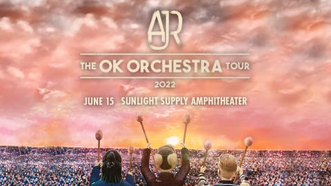 AJR - The OK Orchestra Tour