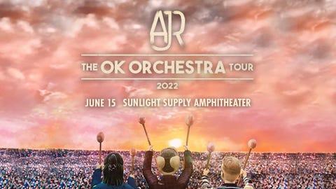 AJR - The OK Orchestra Tour