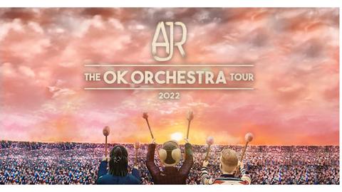 AJR – THE OK ORCHESTRA TOUR