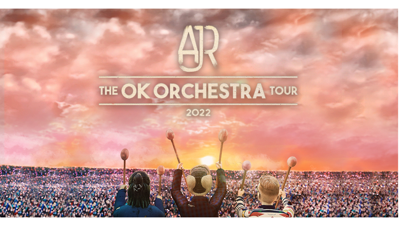 Okay Orchestra Tour AJR GIA