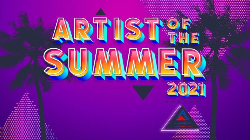 Artist of the Summer 2021
