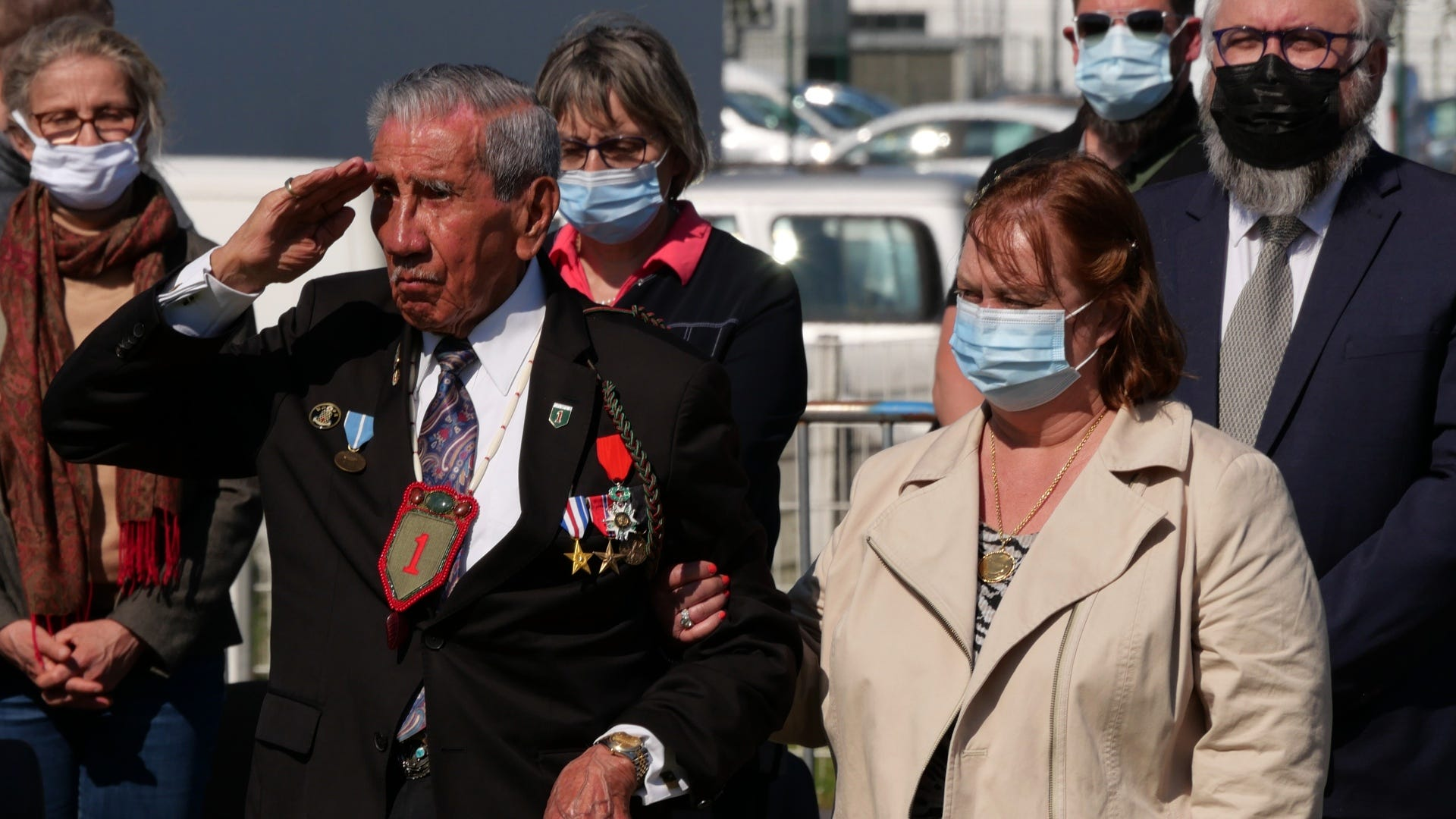 D-Day spirit of remembrance lives on, despite the pandemic