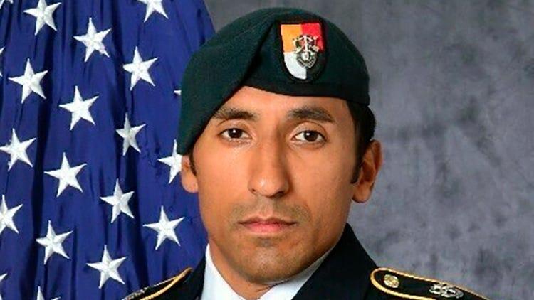 Trial begins for Marine accused in soldier's hazing death
