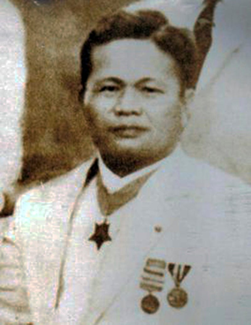 Asian Americans lobby to name U.S. Navy ship for Filipino Medal of Honor recipient