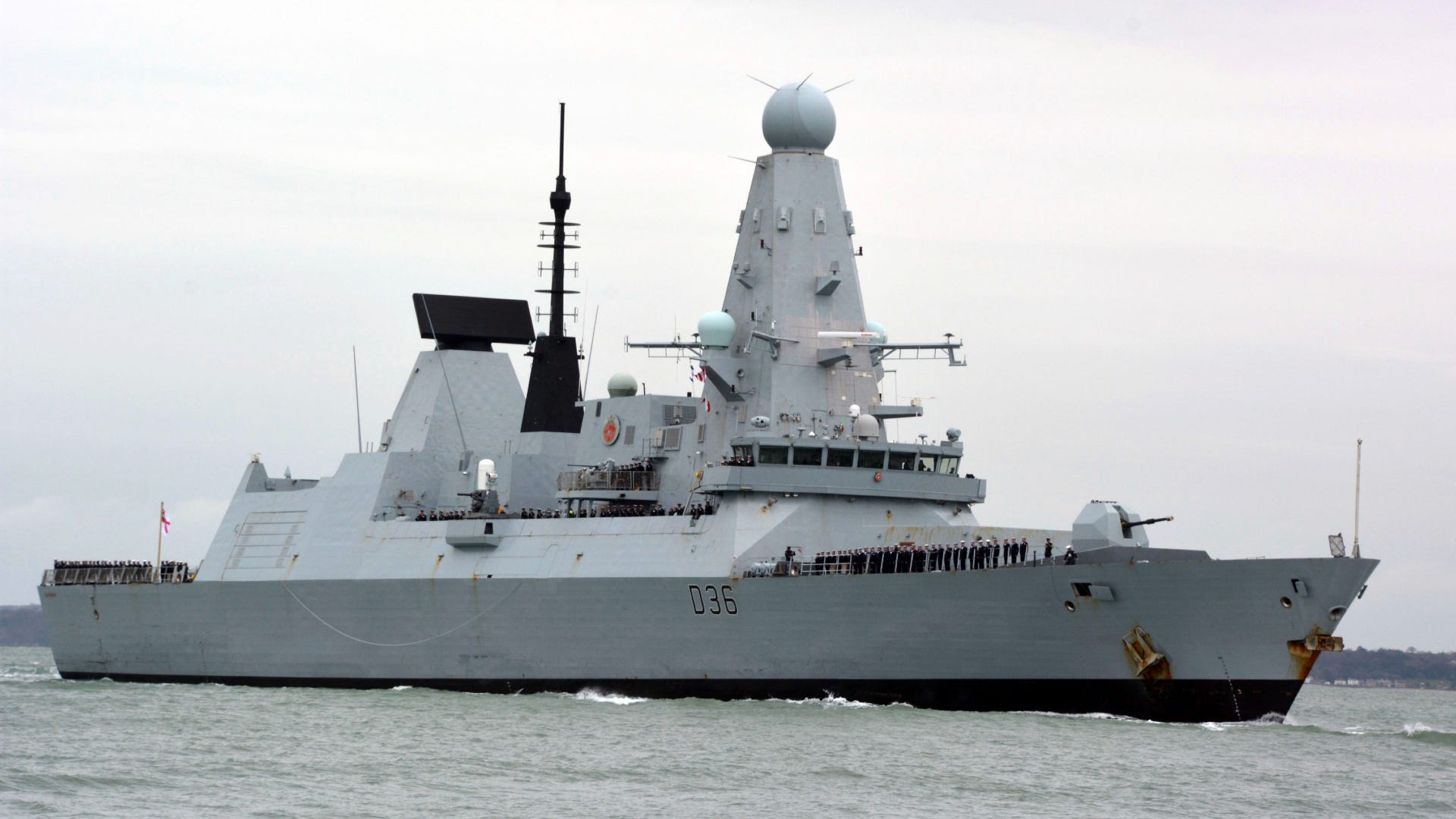 Russia says it may fire to hit intruding warships next time after incident with British ship