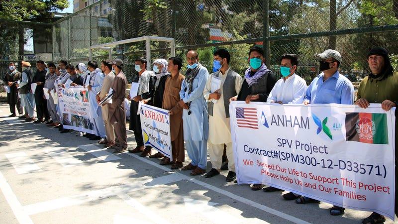 Citing Taliban violence, U.S. expands Afghan refugee program