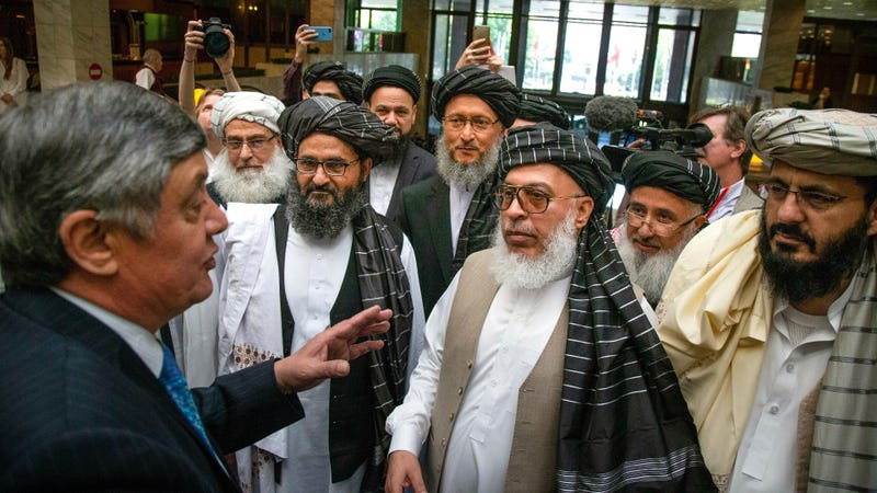 China-Taliban ties warming ahead of US troop withdrawal