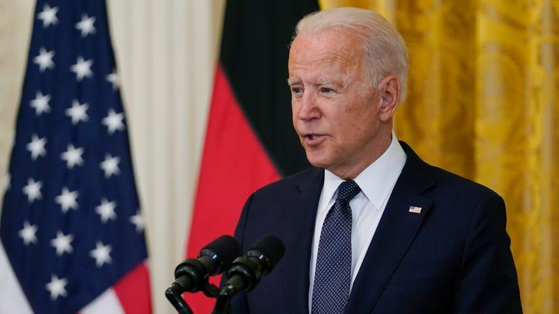 Biden: U.S. will protect Haiti embassy, won't send troops