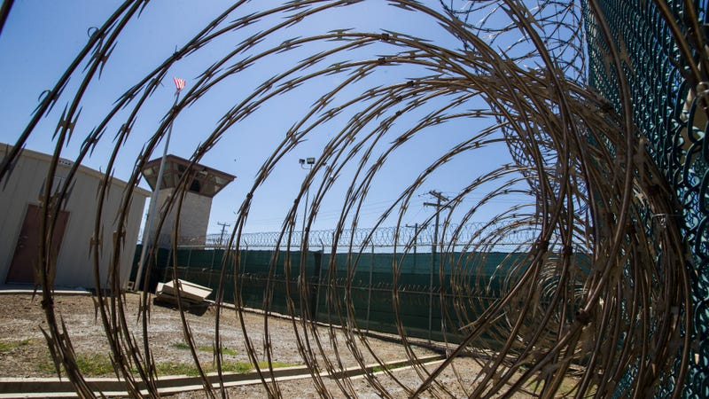 Guantanamo Bay inmate sent to home country in Biden policy shift