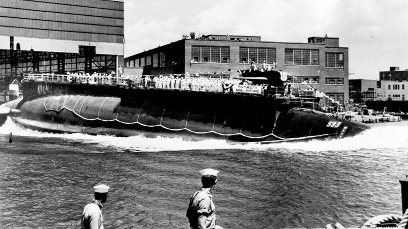 Skipper: Docs show no coverup in Cold War submarine sinking