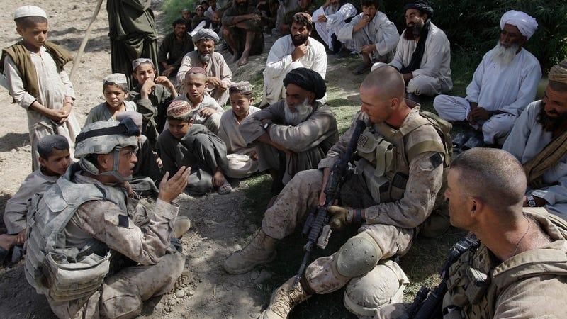 'Welcome home': Evacuation flight brings 200 Afghans to U.S.