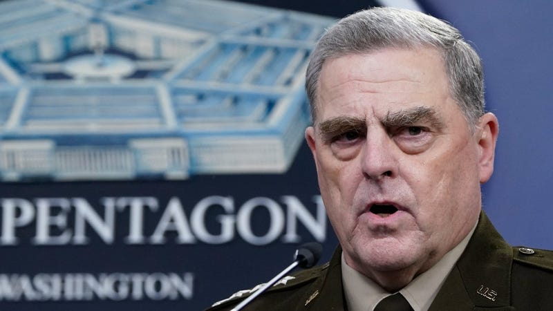Gen. Milley feared Trump could order China strike