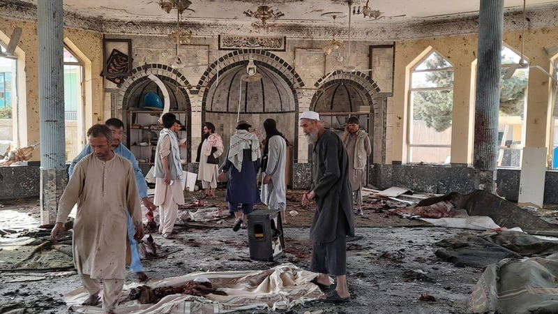 Taliban say they won't work with U.S. to contain Islamic State