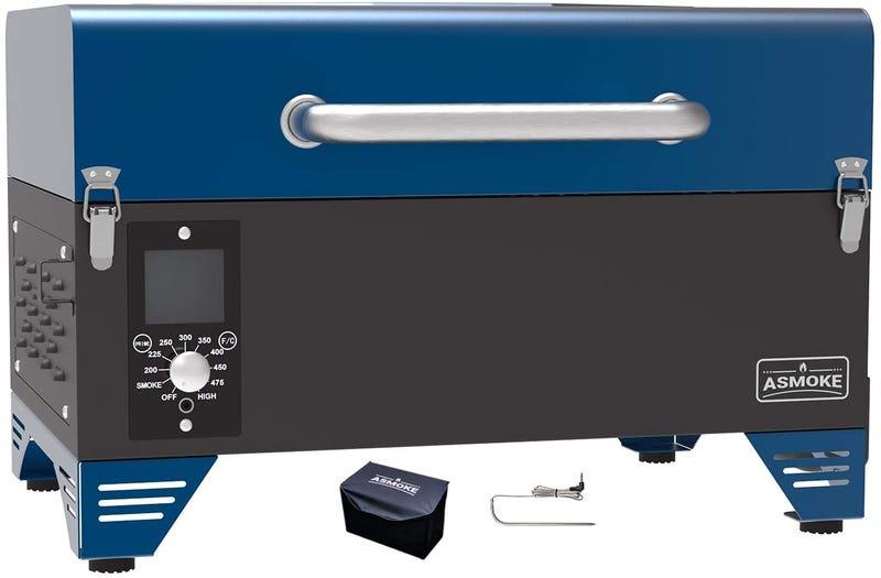 ASMOKE AS300 Electric Portable Wood Pellet Grill