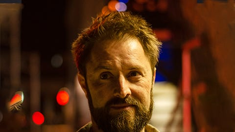 Adam Cayton Holland live at Comedy Works South