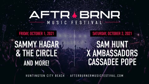 Afterburner Music Festival 10/1/21