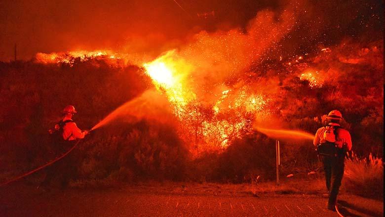 Alisal Fire Oct. 12, 2021