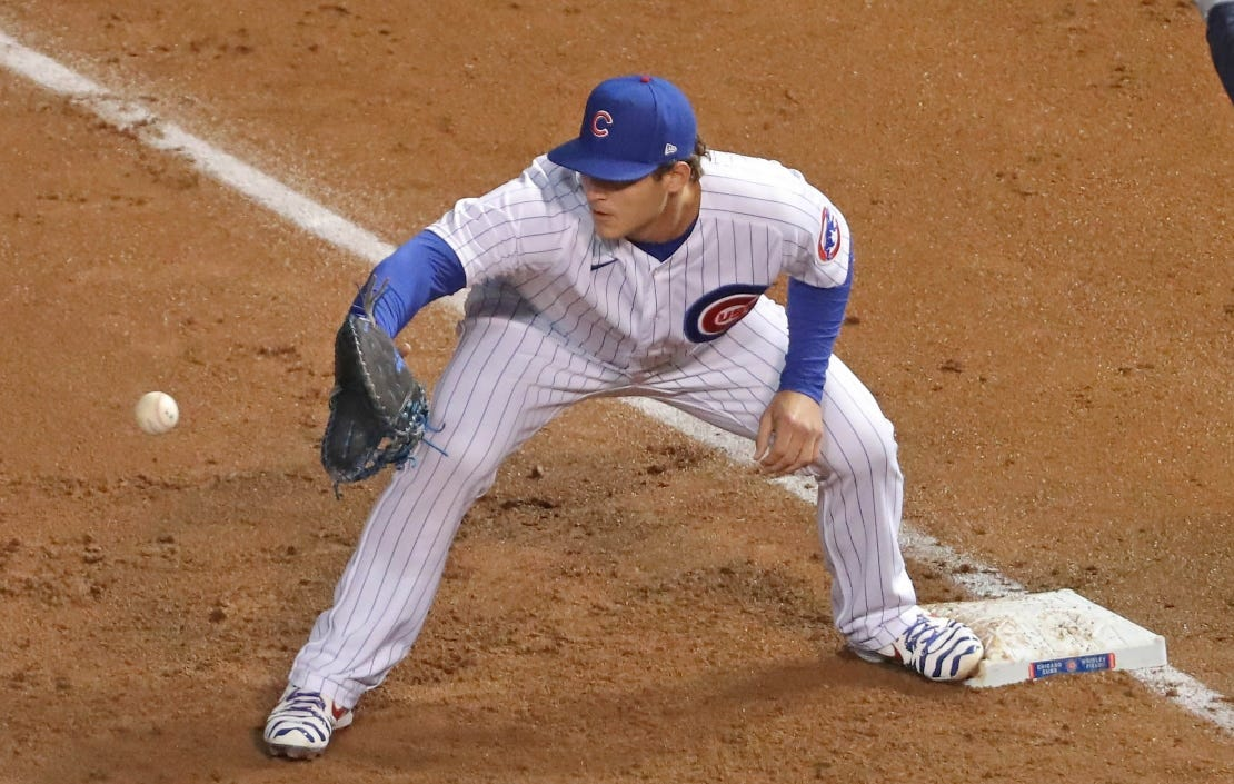 7 Cubs named Gold Glove finalists