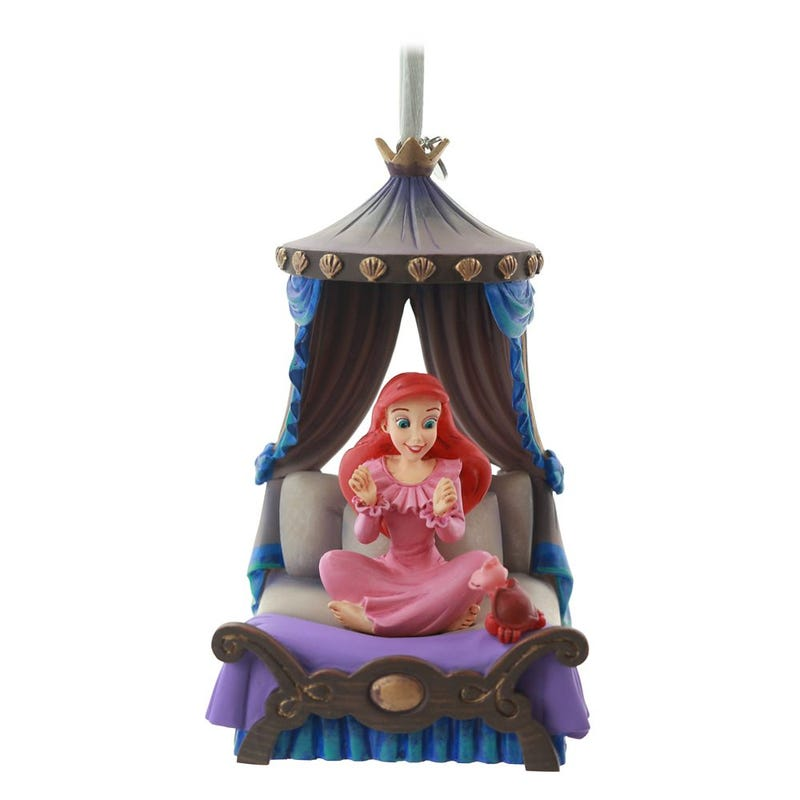 Ariel Fairytale Moments Sketchbook Ornament Disney 2020