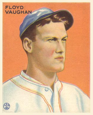 Arky Vaughn