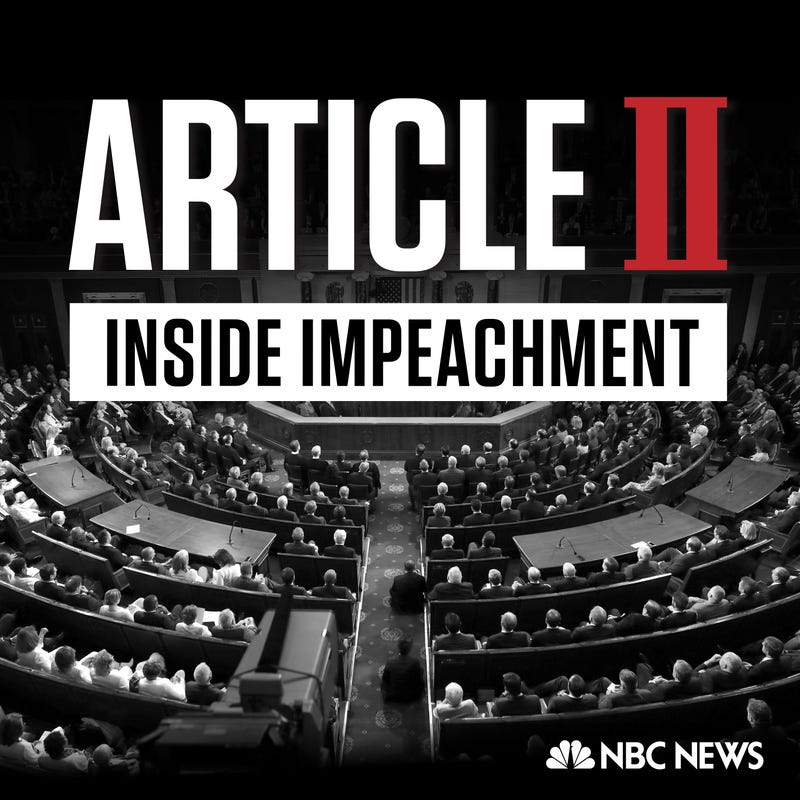 Article II: Inside Impeachment